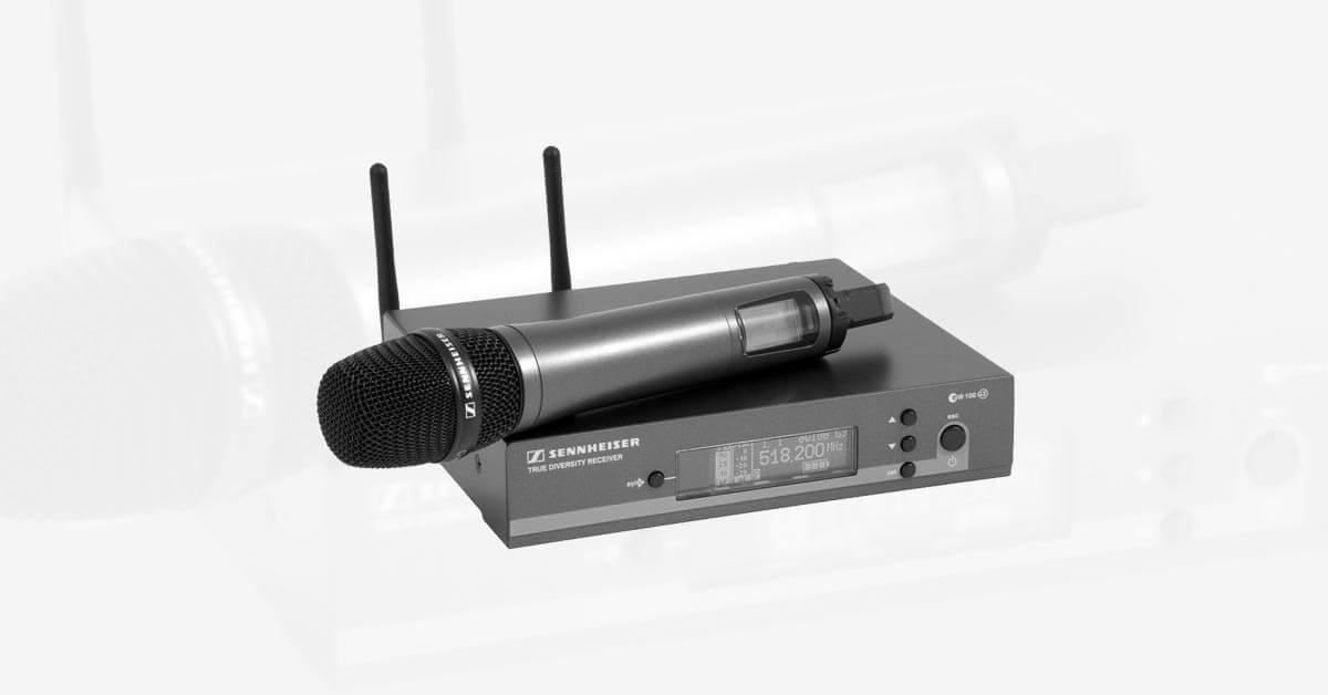 Sennheiser EW 135 G3 Wireless Microphone Review