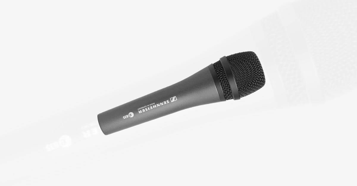 Sennheiser e835 Microphone Review