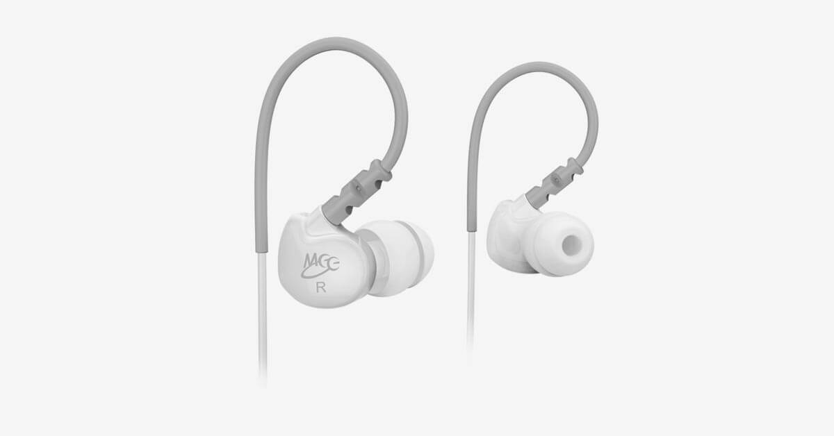 MEElectronics Sport-Fi M6 Noise Isolating In-Ear Headphones