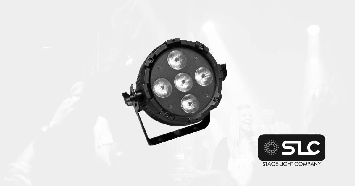 PRO HEX 5 – LED Par Light
