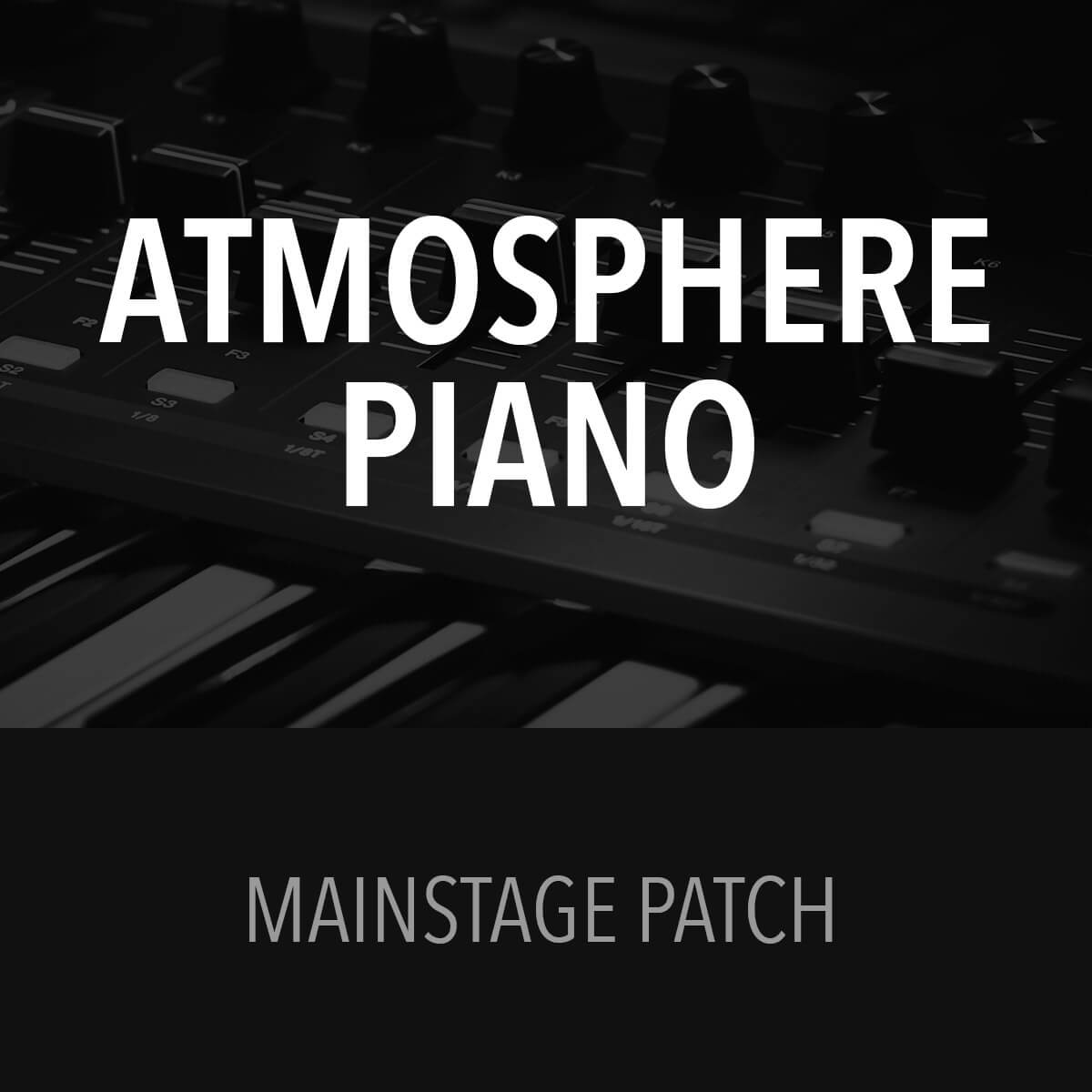 Atmosphere piano collaborate worship mainstage patch atmostphere piano baditri Images