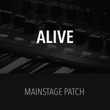 Alive - MainStage Patch - Hillsong Young & Free
