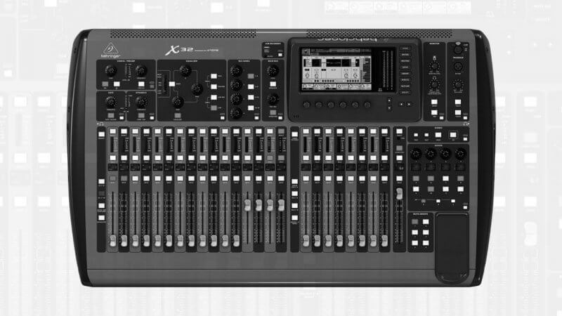 Behringer X32 Review