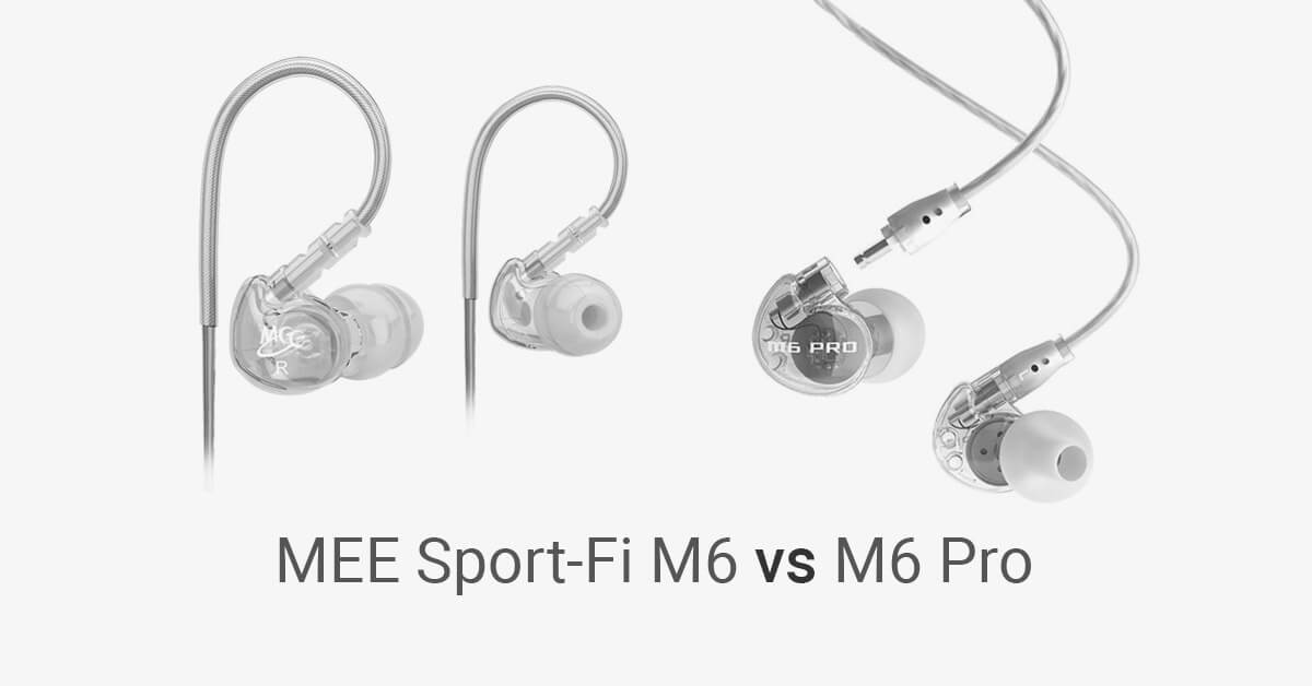 MEE M6 Review