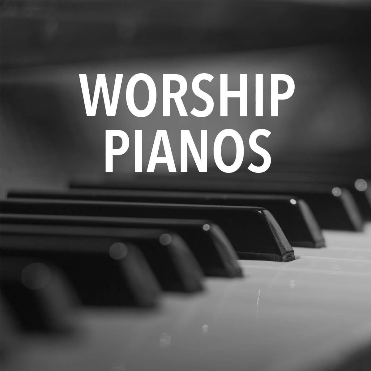 Worship Pianos - MainStage Patch Kit