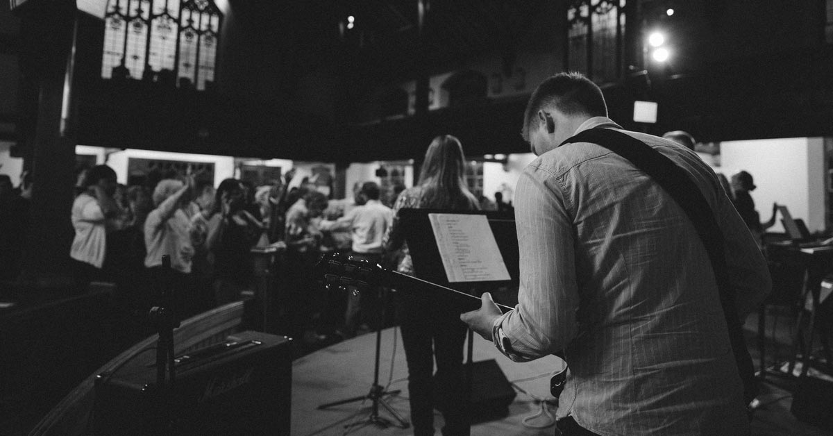 How to Ignite Passion in Worship Team Members