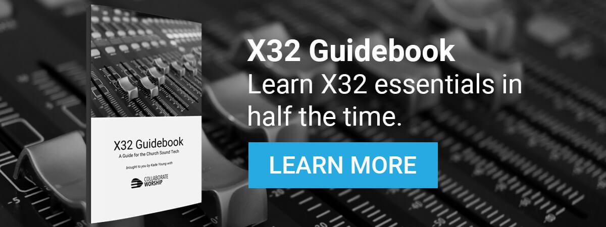 X32 Guidebook