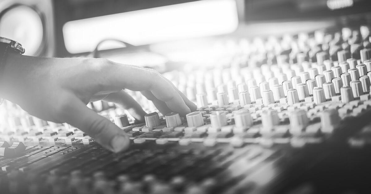 church sound mixer