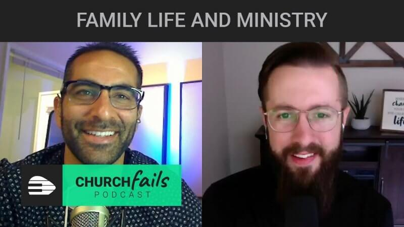 Ep 11: Family Life and Ministry ft. Alex Enfiedjian