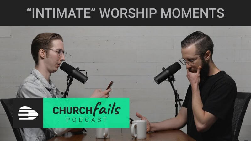 Ep 07: Intimate worship moments gone wrong