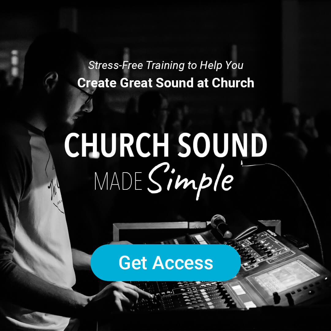 Church Sound Made Simple